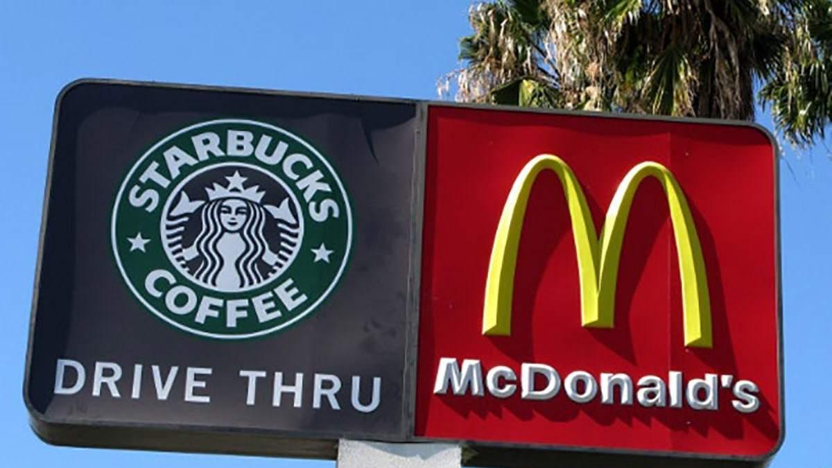 """""""Розумні"""" стаканчики, які можна відстежувати: McDonald's і Starbucks здивували новинкою"""