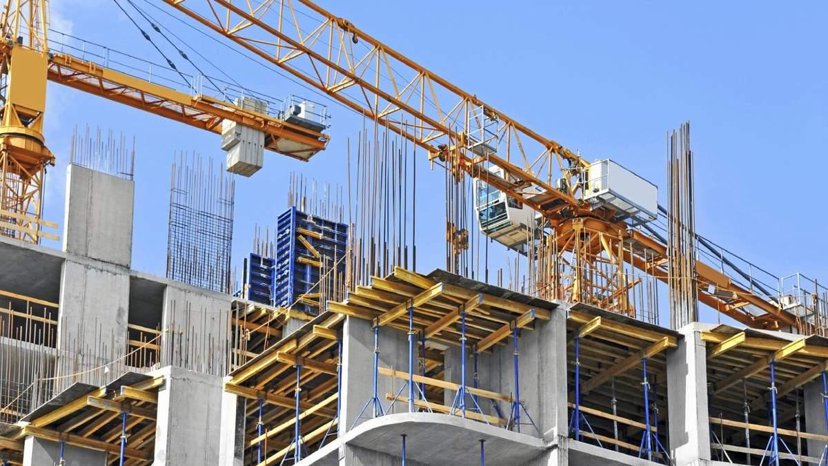 Через пандемію прогноз зростання будіндустрії у 2020 році знизився до 0,5%