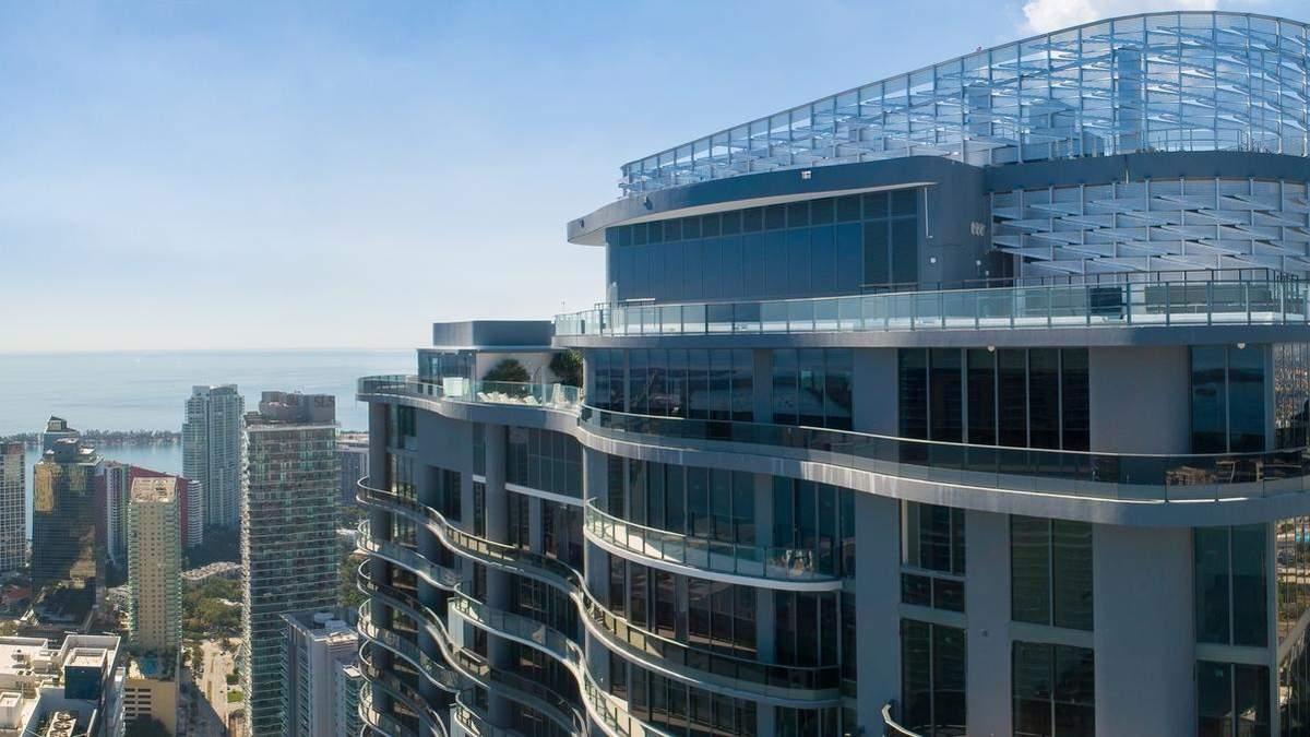 64 этажа: в Майами построили самый высокий жилой дом города – фото небоскреба