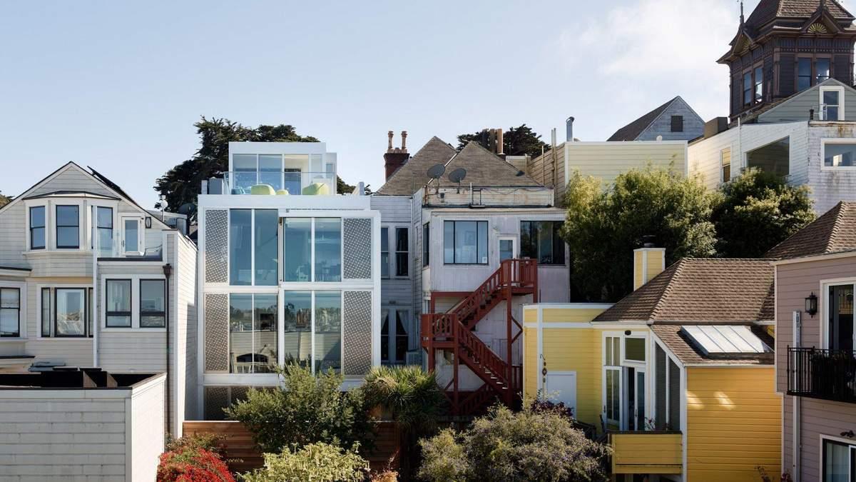 Історична архітектура: як у США обходять заборону на зміну вигляду фасаду – фото