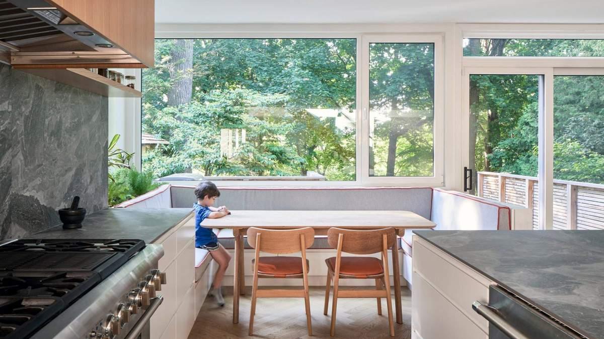 """В Торонто обновили историческое жилье с """"рыбьим"""" фасадом – фото экологического здания"""