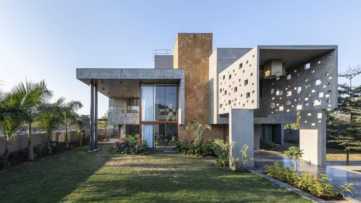 Приклад Індії: як побудувати житло для великої родини та не порушити приватність кожного – фото