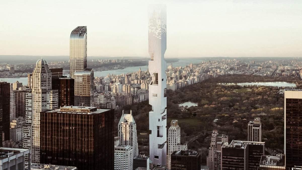 Противоэпидемическая башня и вертикальный парк: 3 лучшие проекта небоскребов в 2020 году – фото