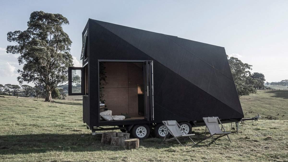 Дерев'яний будинок на колесах, який змінить ваше уявлення про життя в дорозі – фото
