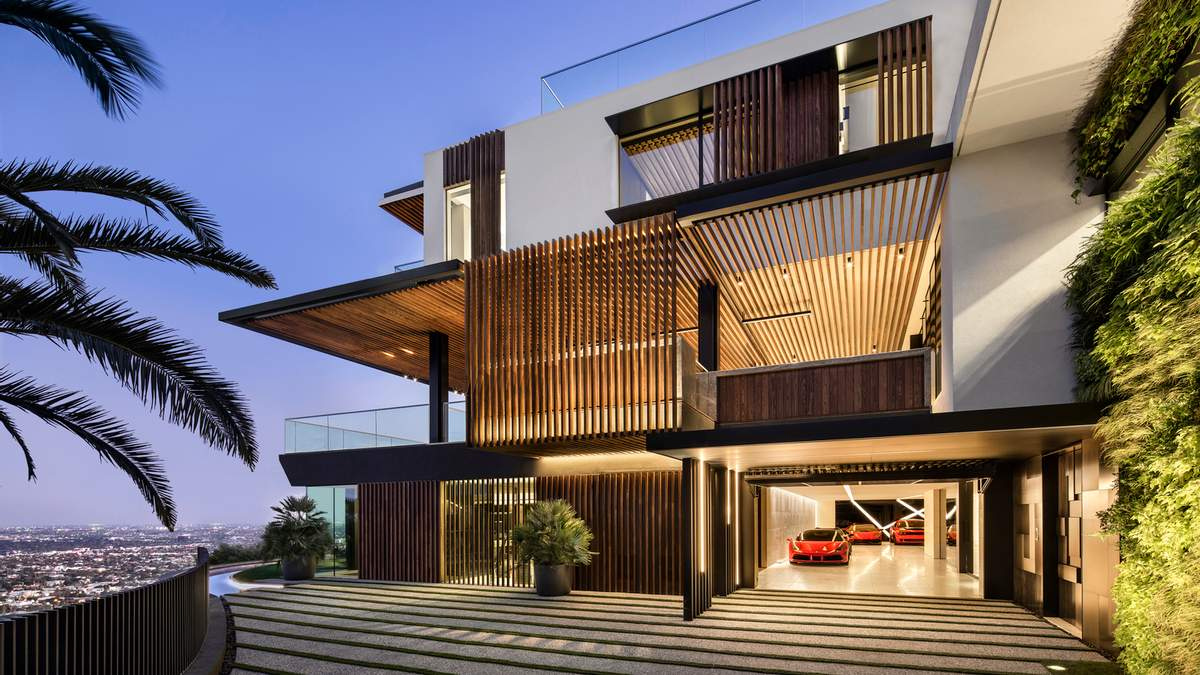 Экологически и с изысканной простотой – фото и архитектура дома в Лос-Анджелесе