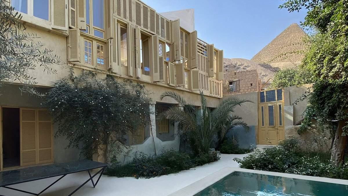 Современная архитектура посреди древней цивилизации: подборка современных зданий в Египте – фото