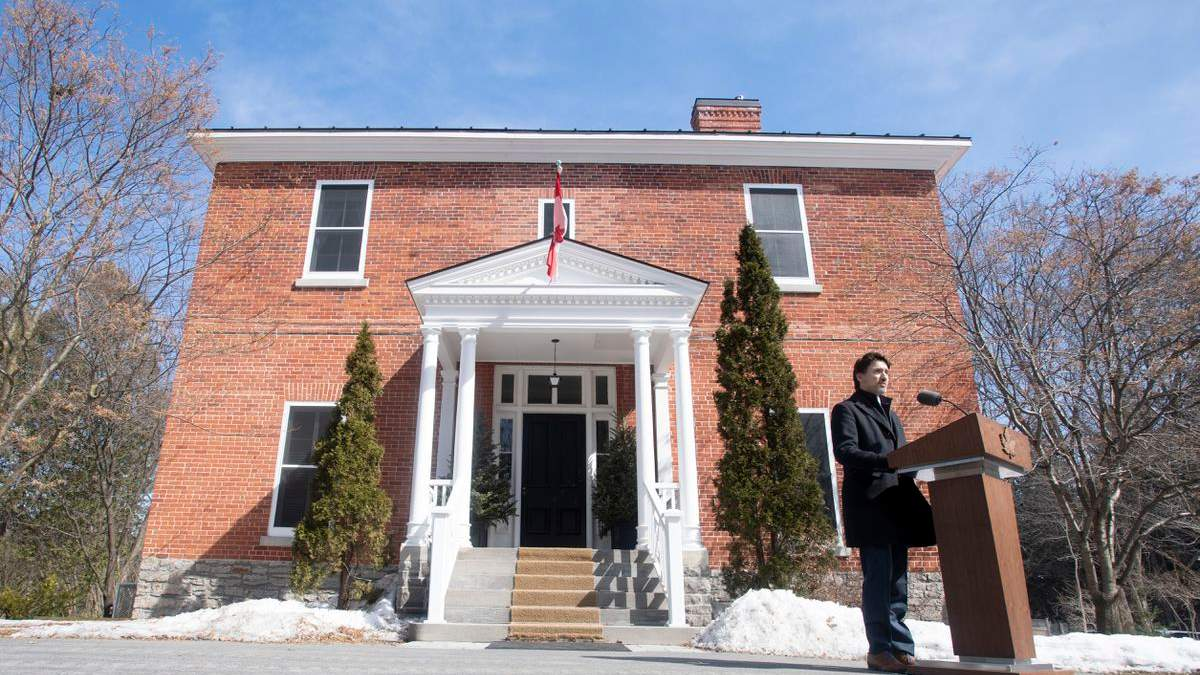 Резиденция Премьер-министра Канады Джастина Трюдо в Оттаве – фото и история здания