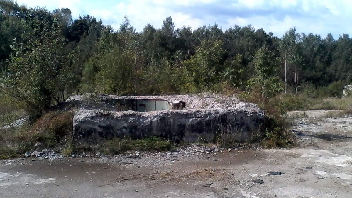 Продажа бункера, Ивано-Франковская область – площадь, особенности