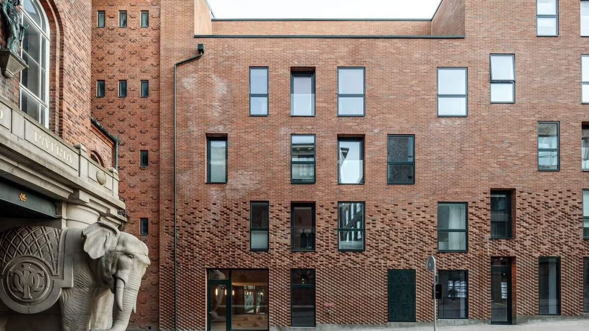 Здание пивзавода Карлсберг удивляет формами – как выглядит дом дочери известного пивовара: фото