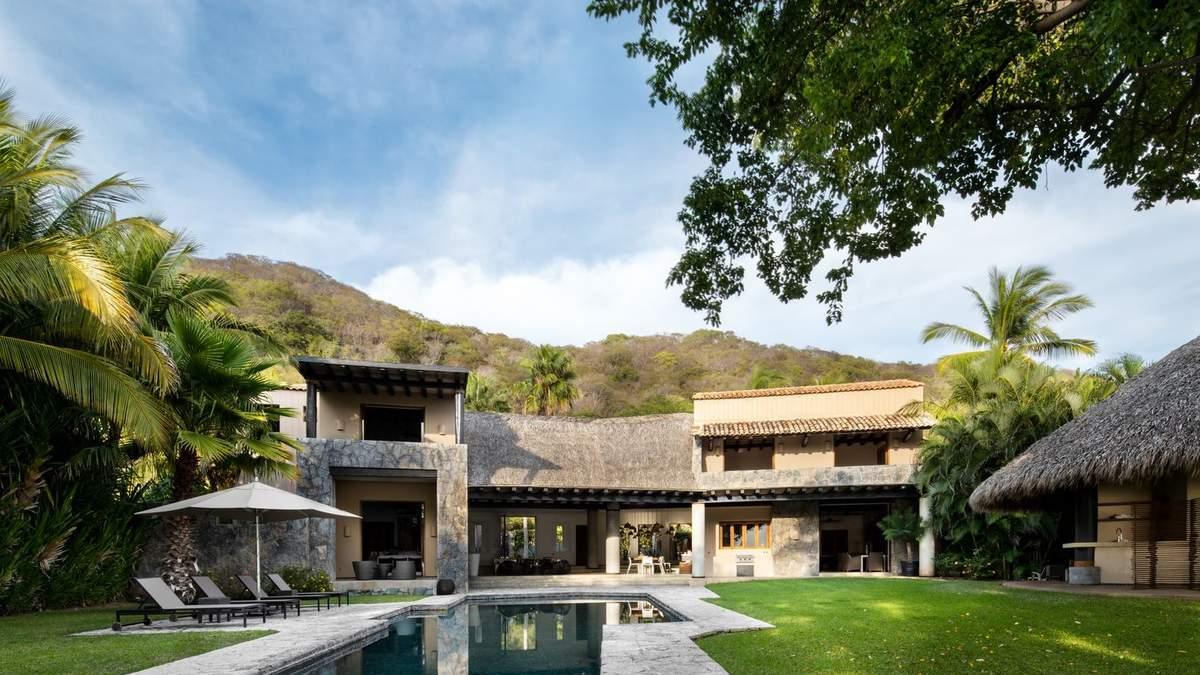 Традиційний будинок-палапа – особливості дизайну з Мексики: фото