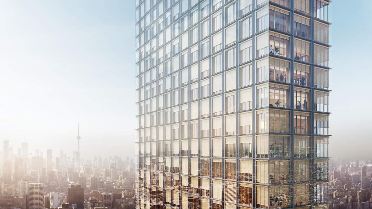 80 этажей: как будет выглядеть самое высокое здание Канады – фото