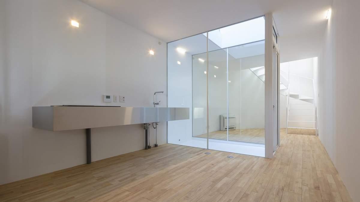 Будинок без вікон: футуристичне житло побудували в середмісті Токіо – фото