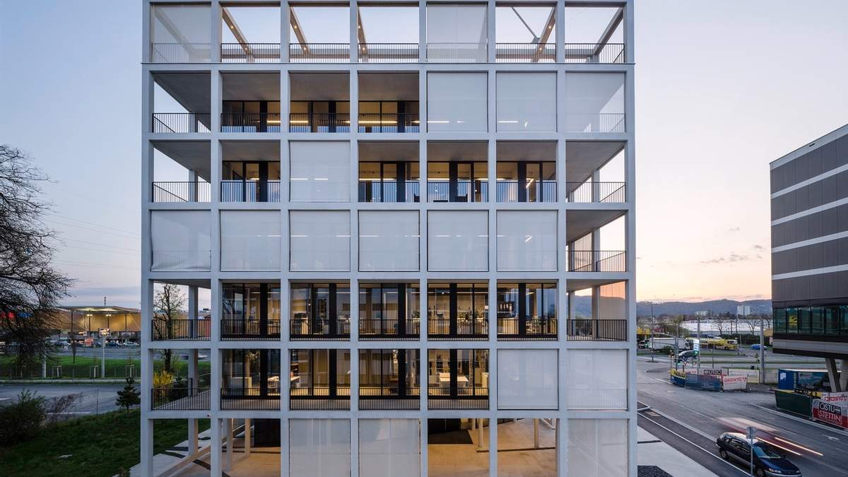 Будівля складена з 49 кубів: фото креативної штаб-квартири з Австрії