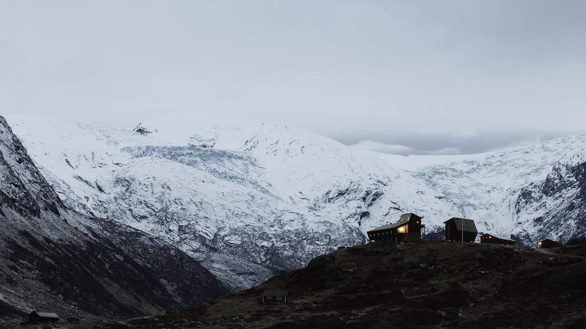 Приют для туристов – дизайн туристических домиков на западе Норвегии