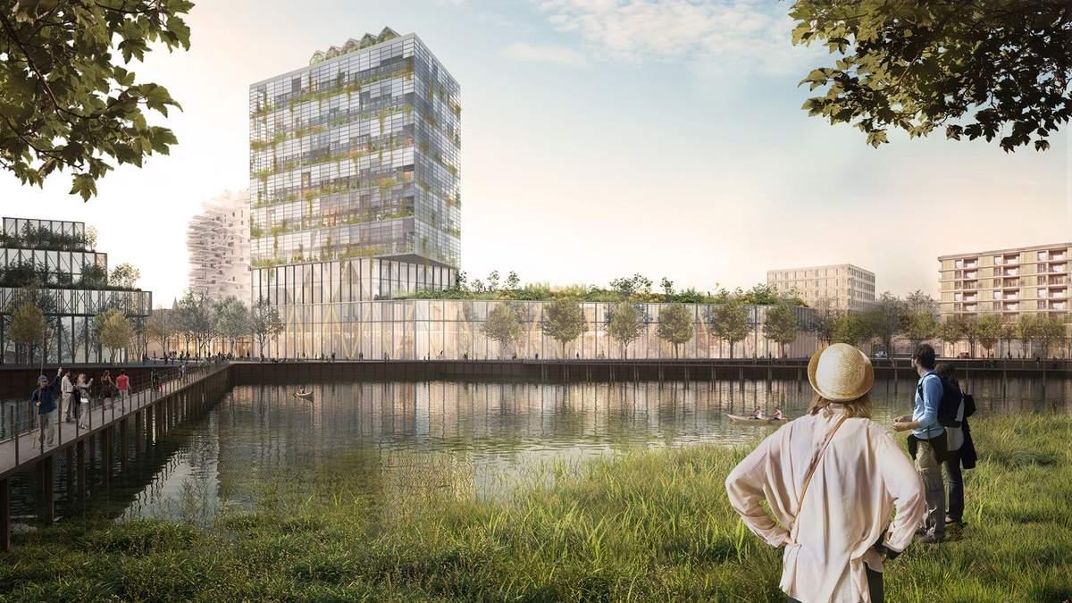 Проект на 100 гектаров: в Германии военный городок переделают в микрорайон – фото