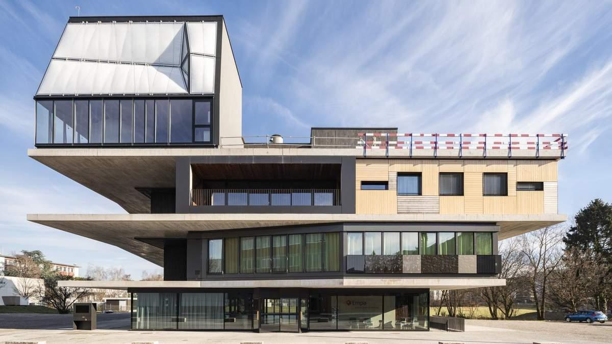 Как выглядит первая многоэтажка, которая полностью построена по цифровым технологиям, – видео