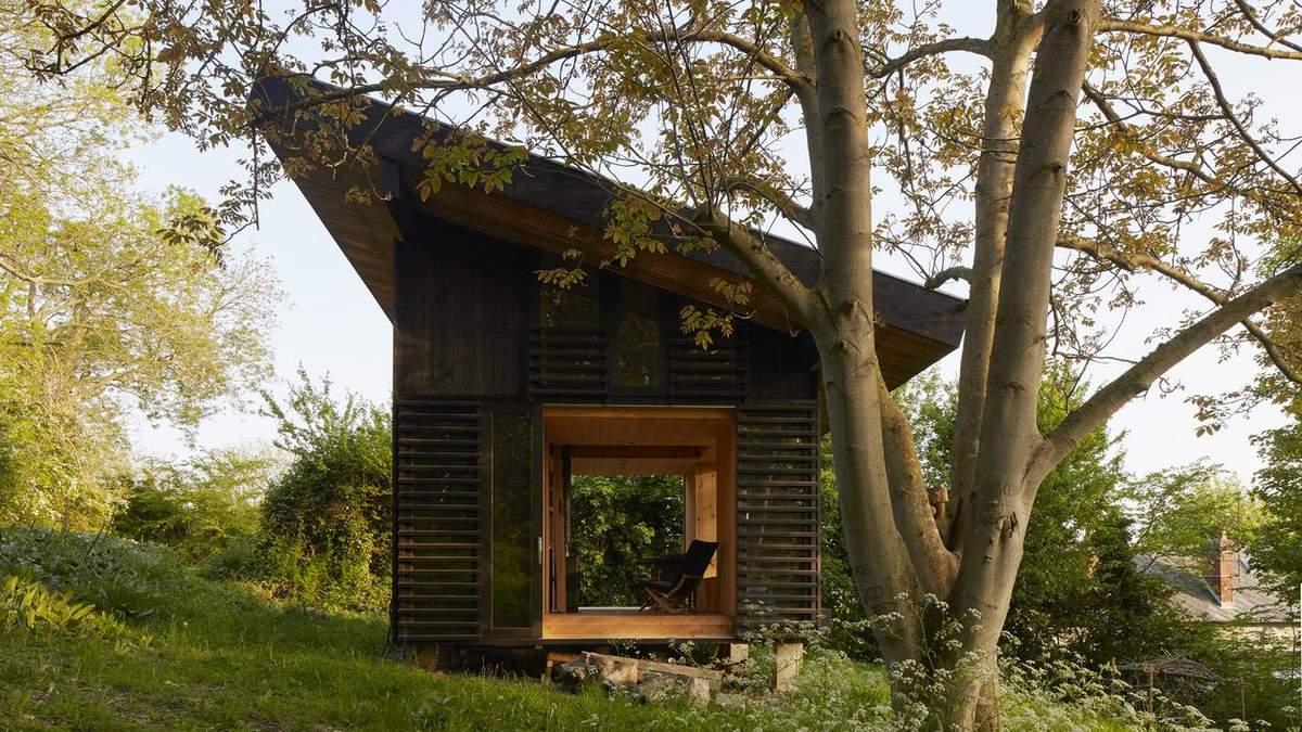 Дом на 20 квадратных метров, где комфортно живут 5 человек – фото дома