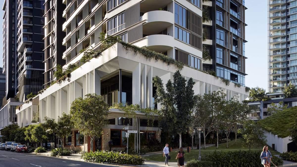 Субтропический дом: в Австралии появилось экологическое жилье – фото