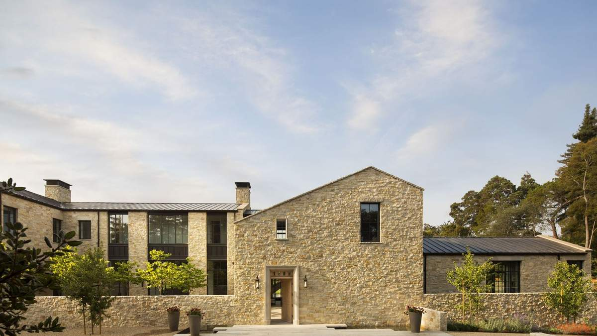 Кам'яний будинок: величезне приватне помешкання з Сан-Франциско – фото
