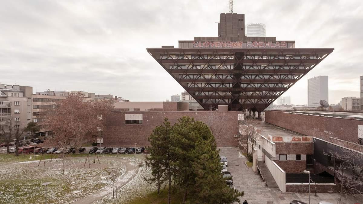 Перевернута піраміда та НЛО: 5 найкращих наукових споруд соціалістичної архітектури – фото