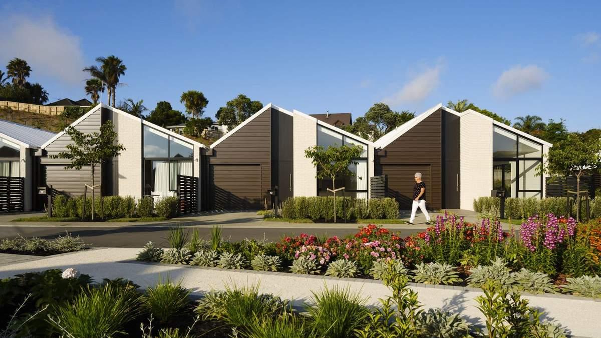 Спокійна старість: в Новій Зеландії будують цілі райони для пенсіонерів – фото