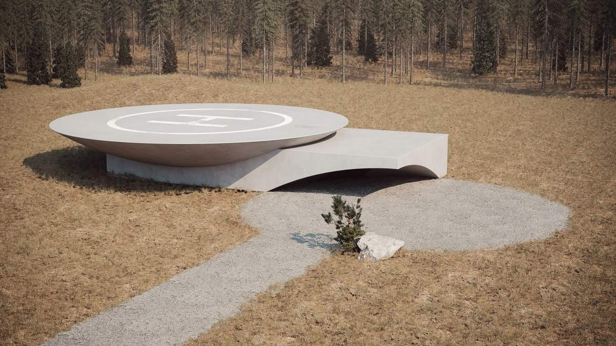План В: київський архітектор розробив будинок-сховище на випадок апокаліпсису – фото