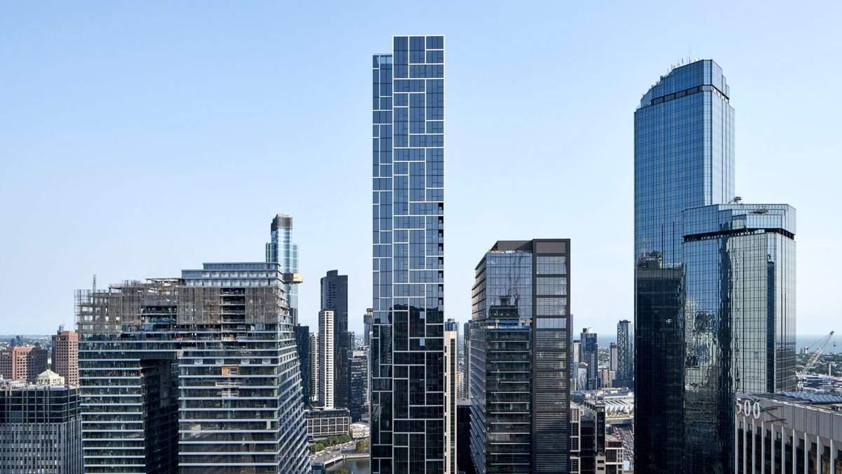 11 метров ширины: как выглядит один из самых узких небоскребов в мире – фото