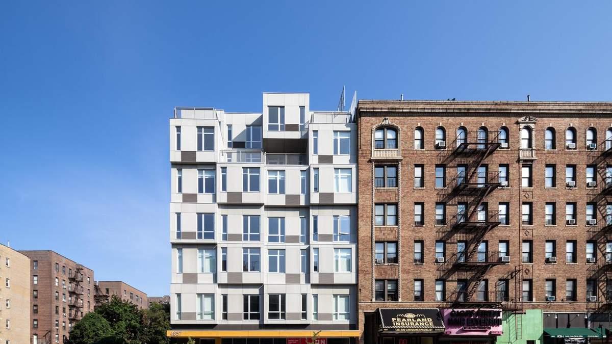 Бюджетне житло: у США звели будинок з окремих  квартир – фото