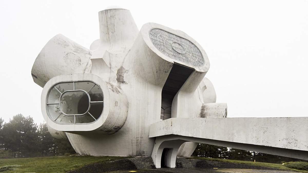 Футуристическая архитектура: фото странных монументальных сооружений 70-х годов