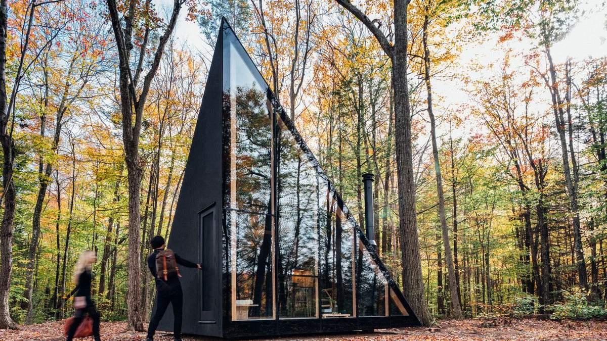 Добровольная изоляция: 5 лучших мини-домов со всего мира – фото