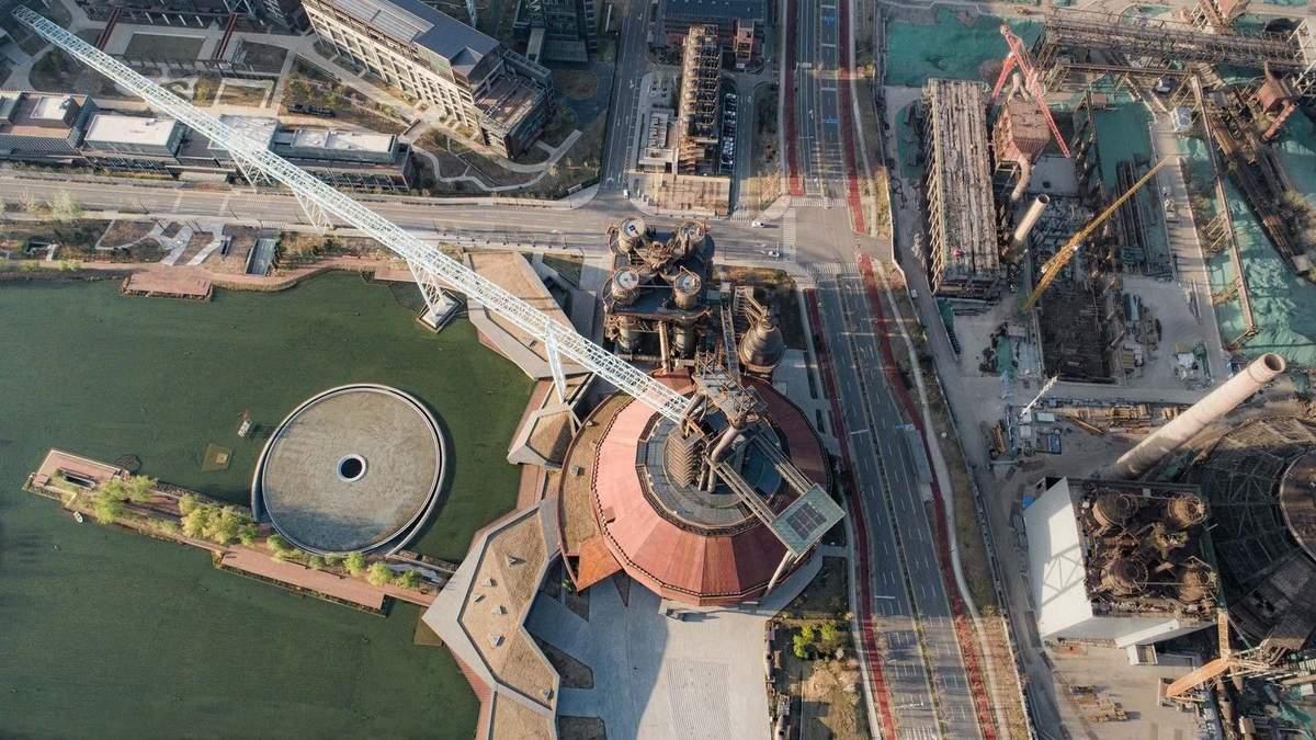 Завод стане однією з визначних місць для відвідувачів зимових Олімпійських ігор