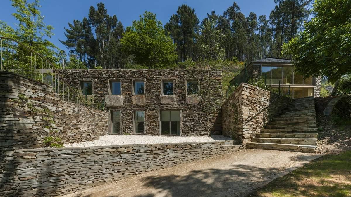 5 проектов из Португалии, которые дали вторую жизнь старым домам – фото