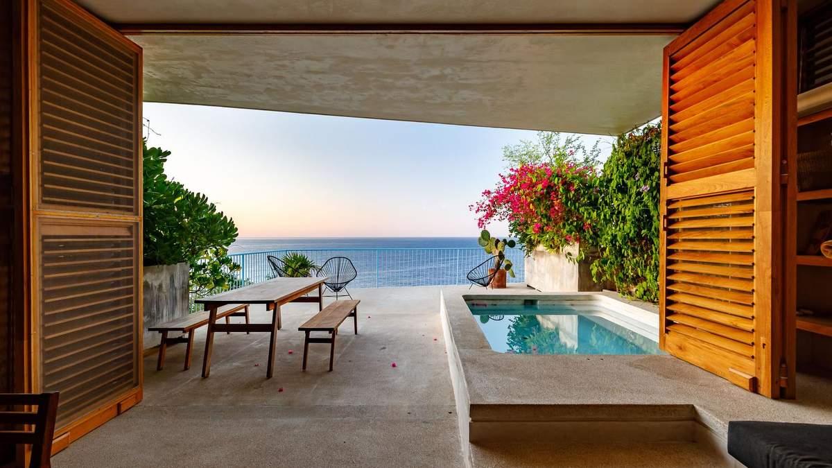 Квартира, як котедж – дизайн сейсмостійких будівель на березі Тихого океану: фото