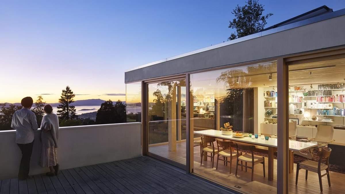 Землетрус не страшний: у США побудували стильний та надійно укріплений будинок – фото