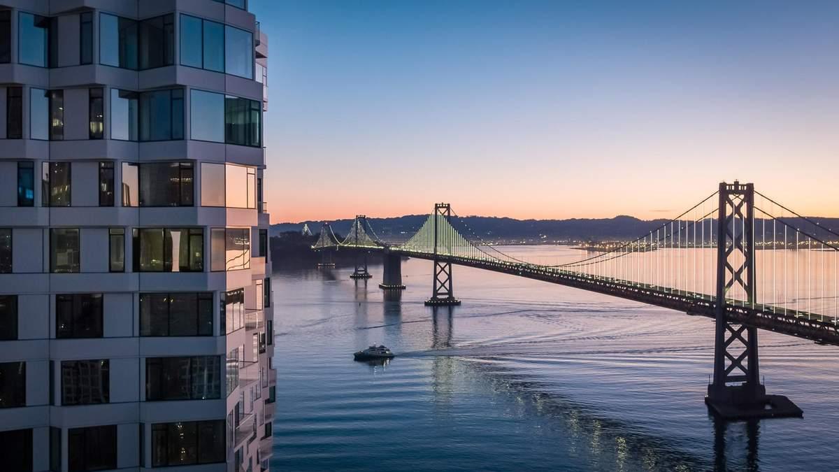 Будівля-штопор: шалене інженерне рішення для хмарочосу в Сан-Франциско – фото