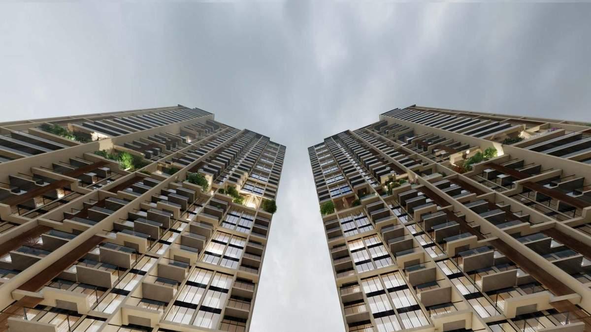 В Сингапуре построят два самых высоких жилых дома в мире