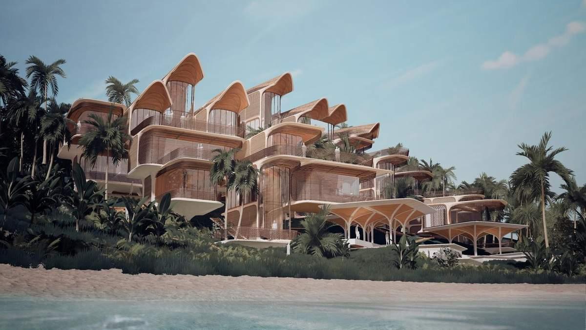 Архитектурная фирма Захи Хадид построит экологическое жилье в Гондурасе – невероятные здания