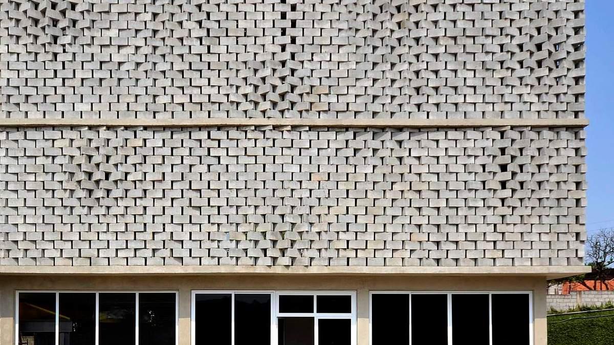 Дом-конструктор: в Бразилии построили дом по цифровым технологиям – фото