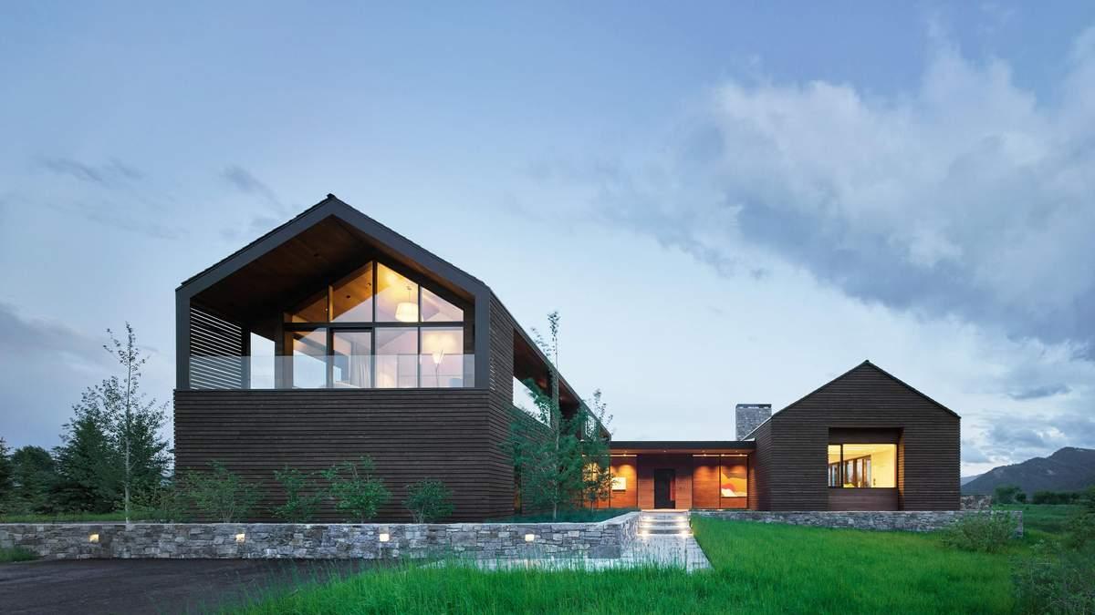 Только небо рядом – архитекторы построили апартаменты на хребте Скалистых гор: фото