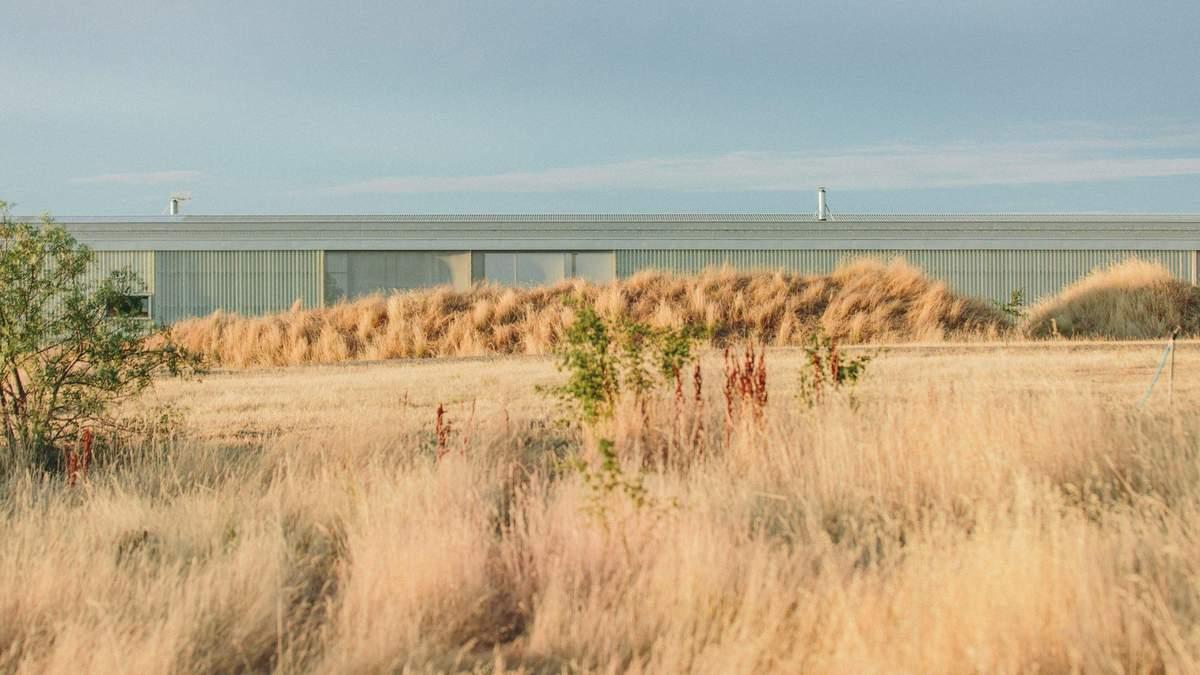 В Австралії звели приватний будинок довжиною у 110 метрів: фото