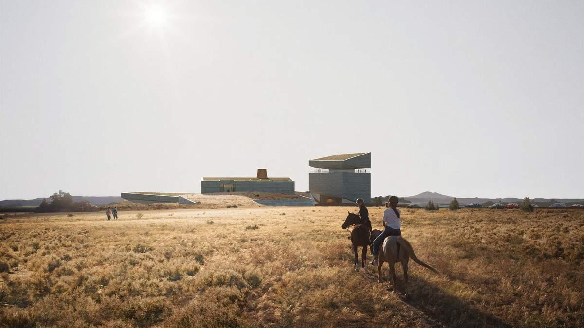 В США представили проекты перестройки библиотеки Теодора Рузвельта – невероятные фото