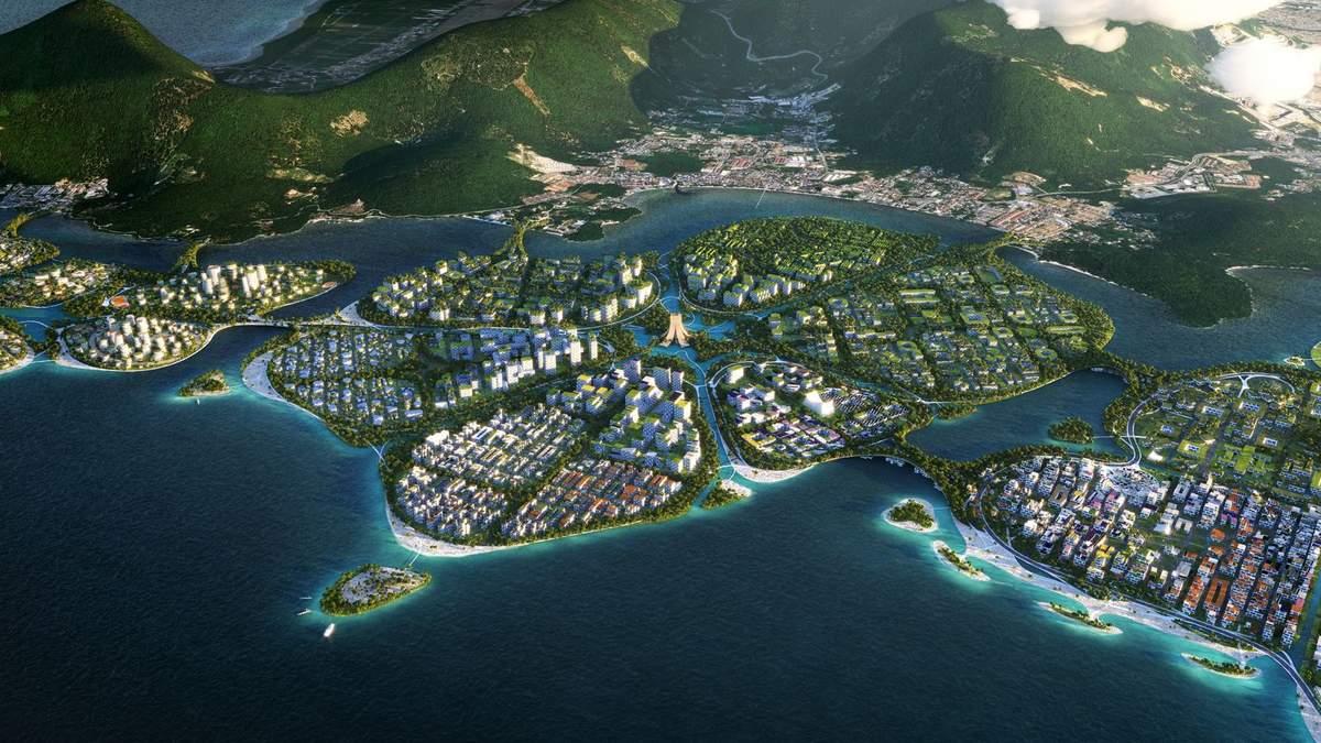 Малайзия впервые в истории создаст рукотворные острова
