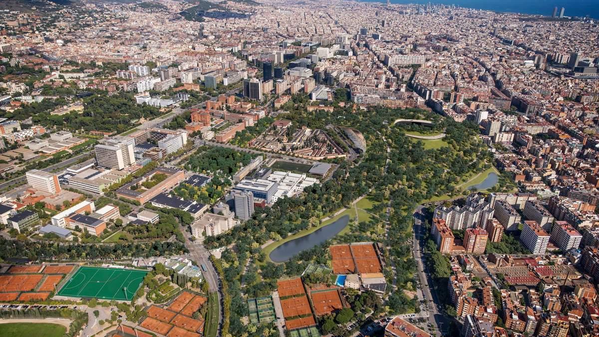Крышу Камп Ноу могут покрыть травой: невероятные фото проекта, что затронет стадион Барселоны