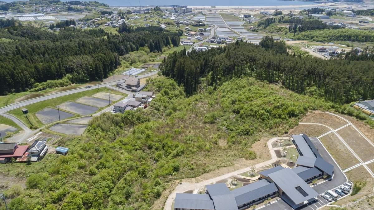 Жилье для пенсионеров: в Японии построили доступные дома для пострадавших от цунами – фото