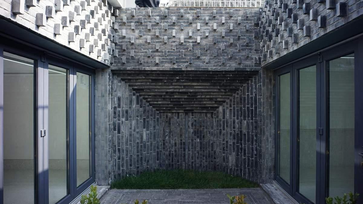 Поглиблення підлоги: в Китаї зробили реконструкцію для старого міського будинку – фото