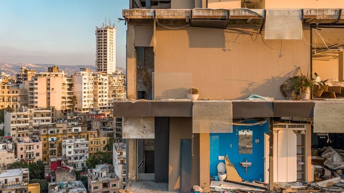 Взрывы в Бейруте: конкретные последствия для архитектурного наследия Ливана – невероятные фото