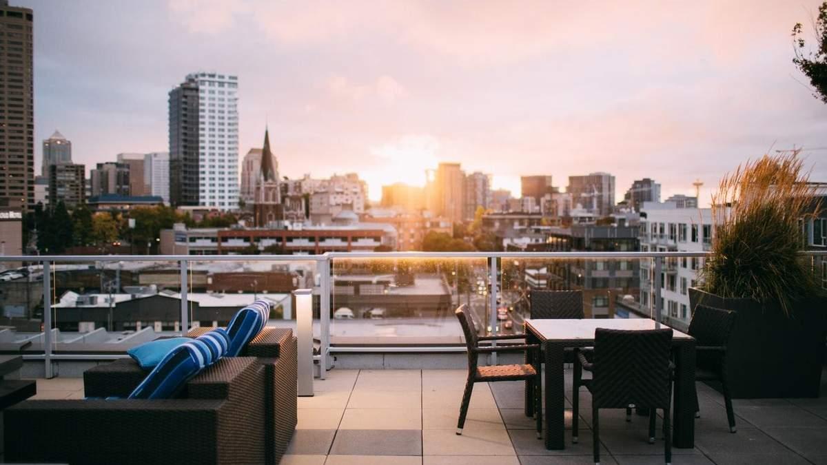 Квартира з терасою: де купити, та які переваги такого житла