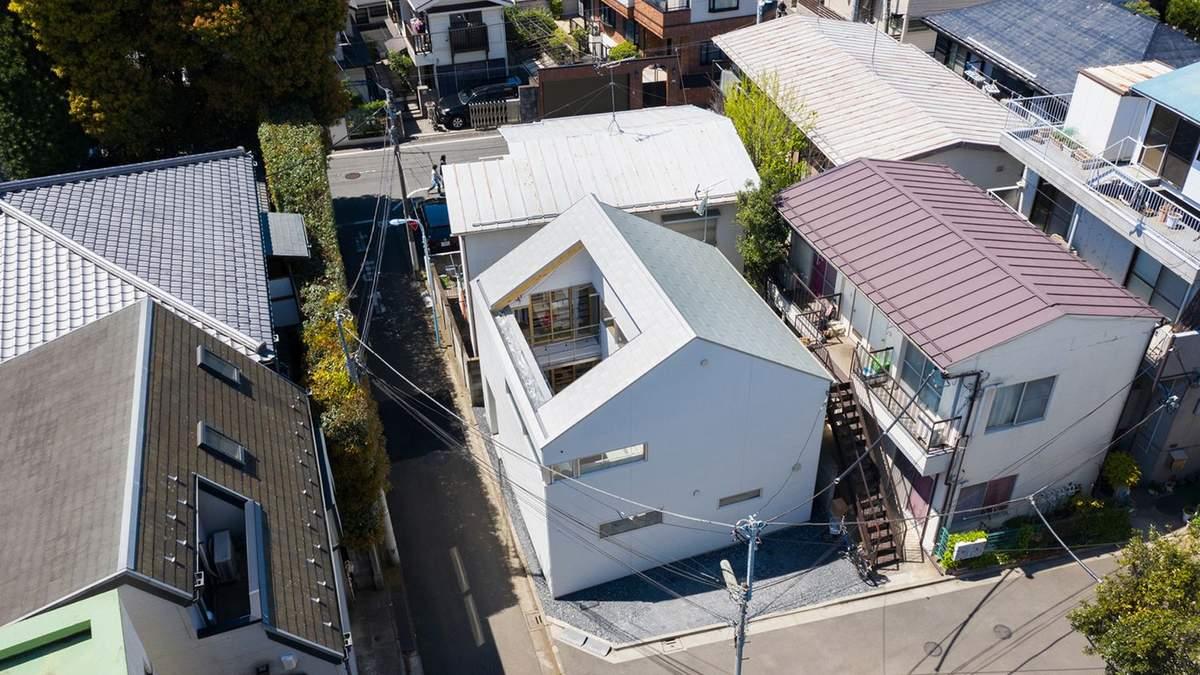 """Будинок-кабріолет: в Японії з'явився будинок з """"відкидним"""" дахом – фото"""