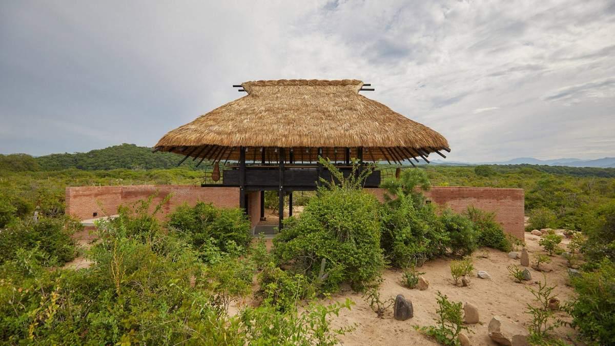 Ресторан під солом'яним дахом: в Мексиці відкрили неймовірний заклад