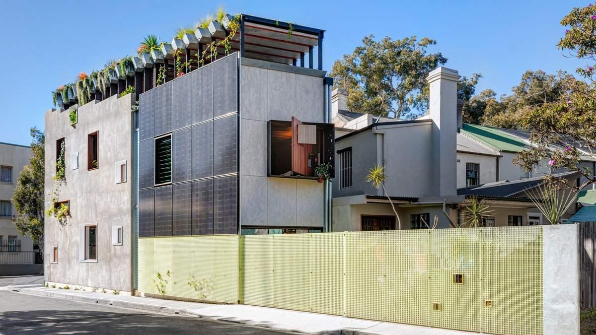 Екологічність набирає темп – у Австралії спроєктували красивий приватний будинок: фото